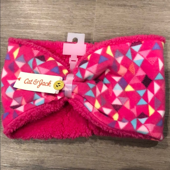 Cat /& Jack™ Red Girls/' Glitter Heart Headband - New with Tags